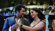 Anuskha Shetty & Surya