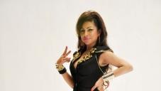 Hard Kaur at On The Sets of  Zaalim Dilli Film