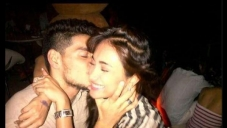 Jiah Khan with Suraj Pancholi