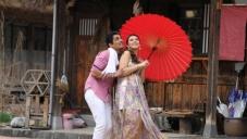 Hansika Motwani and Siddharth