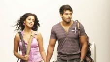 Arya and Shriya Saran in Telugu Movie Love to Love