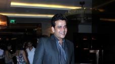Ravi Kishan at Raanjhanaa success party