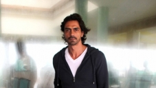 Arjun Rampal During D Day Film Promotion