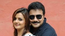 Charulatha and Saikumar in Kannada Movie Kaligaala
