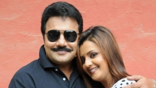 Saikumar and Charulatha in Kannada Movie Kaligaala