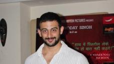 Arunoday Singh at Press conference of film Ek Bura Aadmi