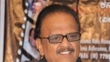 S. P. Balasubrahmanyam at Madhura Madhuravee Manjulagaana Book Launch