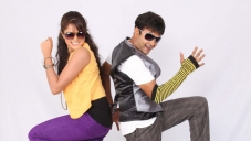 Asmita Sood and Sharan in Kannada Movie Victory