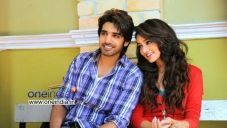 Sushanth and Shanvi Still from Telugu Movie Adda
