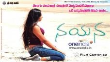 Telugu Movie Nayana Poster