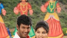 Vishal and Anjali in Nataraju Thane Raju Nataraju Thane Raju