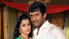 Vishal and Varalakshmi Sarathkumar in Nataraju Thane Raju Nataraju Thane Raju