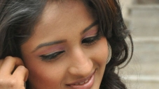 Amitha Rao at First Love Audio Launch.