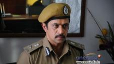 Arjun Sarja still from Veerappan Movie