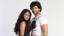 Bhama and Diganth in Kannada Film Barfi