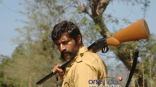 Kishore still from Veerappan Movie