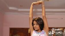 Mahendra and Amita Rao still from First Love