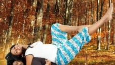 Mahendra and Amita Rao still from Telugu Movie First Love