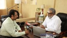 Prathap K. Pothan in Malayalam Movie The True Story