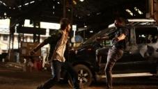 Ranbir Kapoor action still from Besharam