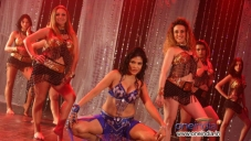 Actress Seema performing for Item Song in Amavasya Movie