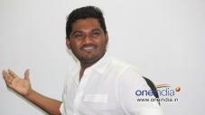 Rj Pradeepa at Huchudugaru Film Promotes.
