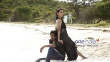 Srinagar Kitty and Tia Bajpai in Kannada Movie Droha