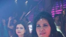 Telugu Actress Seema performing for Item Song in Amavasya Movie