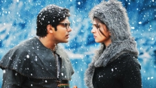 Arya and Anushka Shetty in Tamil Movie Irandam Ulagam