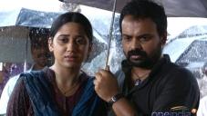 Mia George and Kunchako Boban in Malayalam Movie Vishudhan