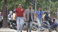 Sarath Kumar in Malayalam Movie Asha Black