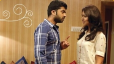 Silambarasan and Pallavi Subhash still from film Sattendru Maarudhu Vaanilai