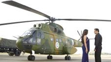 Daisy Shah and Salman Khan in Bollywood Movie Jai Ho