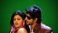 Sonu Chabra and Prajwal Devaraj in Kannada Movie Savaal