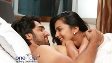 Anish Tejeshwar & Sindhu Lokanath still from Coffee with my Wife