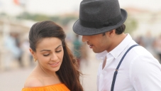 Ariana Ayam and Adhyayan Suman still from film Heartless