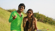 Ganesh and Rachita Ram in Kannada Movie Dil Rangeela