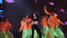 Scarlett Mellish Wilson performs at Grand finale Indian Princess 2014 Season 5