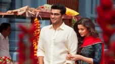Arjun Kapoor and Alia Bhatt still from 2 States
