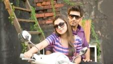 Arya and Nazriya Nazim still from Raja Rani