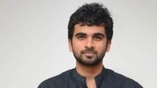 Ashok Selvan at Bhadram Movie Press Meet