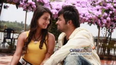 Kanika Tiwari and Pradeep in Kannada Movie Rangan Style