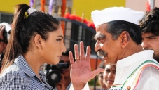Ragini Dwivedi and Avinash in Kannada Movie Ragini IPS
