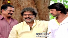 Avinash, Ravichandran and Sudeep in Kannada Movie Maanikya