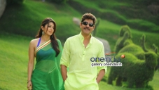 Bhumika Chawla and Jagapati Babu still from April Fool