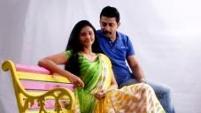 Daisy Shah and Raghu Mukherjee in Kannada Movie Akramana