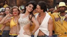 Tiger Shroff and Kriti Sanon still from Heropanti