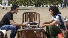 Vir Das and Kangna Ranaut still from Revolver Rani