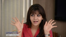 Actress Samantha in Manam