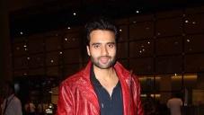 Jackky Bhagnani Snapped at Airport, Mumbai